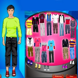 Fashion Games For Kids Page 4
